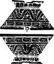 原始社会0647,原始社会,中国古图案,