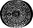 原始社会0682,原始社会,中国古图案,