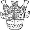 商周时代1228,商周时代,中国古图案,