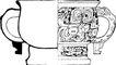 商周时代1243,商周时代,中国古图案,