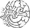 商周时代1244,商周时代,中国古图案,