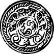 春秋战国1227,春秋战国,中国古图案,