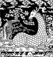 元明时代1352,元明时代,中国古图案,