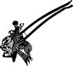 清代1527,清代,中国古图案,