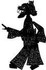 清代1556,清代,中国古图案,