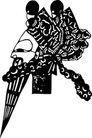 清代1563,清代,中国古图案,