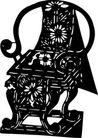 清代1569,清代,中国古图案,
