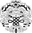 清代1574,清代,中国古图案,
