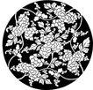 清代1633,清代,中国古图案,