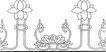 清代1647,清代,中国古图案,