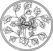 清代1652,清代,中国古图案,
