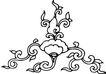 清代1653,清代,中国古图案,