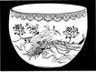 清代1667,清代,中国古图案,
