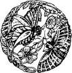 清代1670,清代,中国古图案,