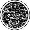 清代1860,清代,中国古图案,