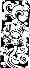 清代1897,清代,中国古图案,