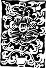 清代1907,清代,中国古图案,