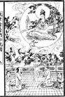 宗教0222,宗教,古板画,