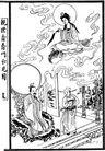 宗教0228,宗教,古板画,