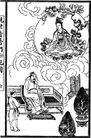 宗教0233,宗教,古板画,