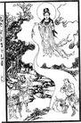 宗教0244,宗教,古板画,