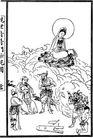 宗教0245,宗教,古板画,