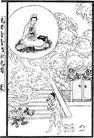 宗教0246,宗教,古板画,