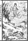 宗教0248,宗教,古板画,