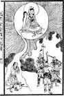 宗教0251,宗教,古板画,