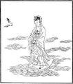 宗教0259,宗教,古板画,