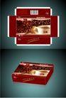 食品0129,食品,包装设计,咖啡 开心豆 盒装