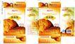食品0146,食品,包装设计,焦黄 素饼 食品