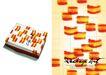 包装0022,包装,东方设计元素,不规则 吸引力 立体感