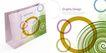 包装0032,包装,东方设计元素,纸袋 大圆圈 旋转