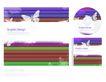 包装0039,包装,东方设计元素,白色蝴蝶 光碟 包装盒