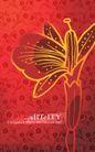 花纹0159,花纹,东方设计元素,黄色 花丝 绽放