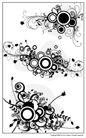花纹0184,花纹,东方设计元素,边角 样式 圆环