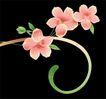 古典花卉底纹0003,古典花卉底纹,中国古典画,
