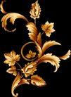 古典花卉底纹0085,古典花卉底纹,中国古典画,