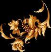 古典花卉底纹0088,古典花卉底纹,中国古典画,