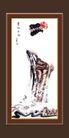 梅兰竹菊0012,梅兰竹菊,中国古典画,贵妃 出浴 海军