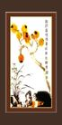 梅兰竹菊0023,梅兰竹菊,中国古典画,境界 品性 人格
