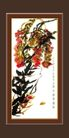 梅兰竹菊0024,梅兰竹菊,中国古典画,象征 题材 神韵