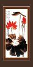 梅兰竹菊0025,梅兰竹菊,中国古典画,气质 形象 品质
