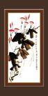 梅兰竹菊0029,梅兰竹菊,中国古典画,诗中画 品格 脱俗