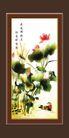 梅兰竹菊0044,梅兰竹菊,中国古典画,