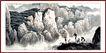经典古画0005,经典古画,中国古典画,山林 仙境 景致