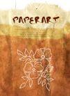 其他0011,其他,韩国花纹Ⅲ,艺术 纸张 文章