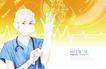 医疗0013,医疗,韩国花纹Ⅲ,口罩 手术服 医疗仪器