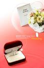 婚纱0013,婚纱,韩国花纹Ⅲ,首饰盒 喜帖 钻石